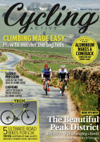 Cycling Active magazine cover