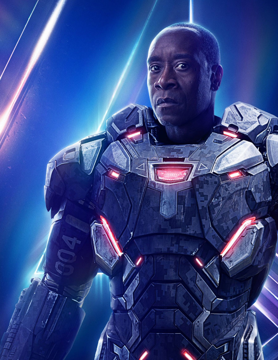 New Avengers: Infinity War Posters Are Ominous And Awesome #2469431