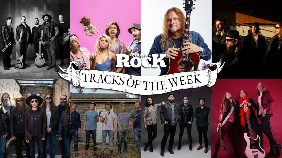 Tracks of the Week: new music from Ghost Hounds, Frank Hannon and more