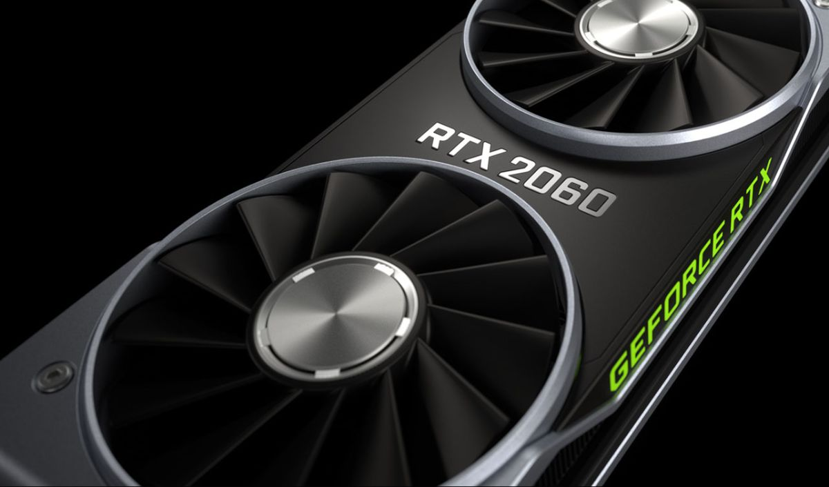 Nvidia RTX 2060 graphics cards are now on sale, starting at $349