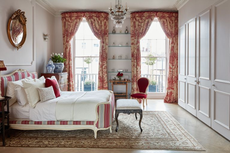 French bedroom ideas 40 beautifully romantic looks Real Homes Stunning Bedroom In French