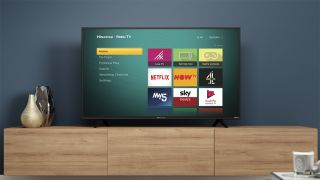 Hisense to launch first Roku TVs in the UK this year