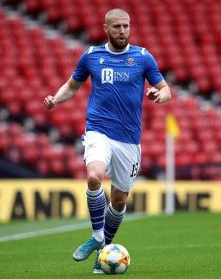 St Johnstone v Hibernian – Scottish Cup – Final – Hampden Park