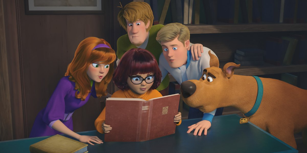 Scoob! Review!: Scooby-Doo And The Gang Get A Cute, Fun Update