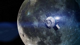 Moon Express' MX-1E Lander Headed Toward Moon