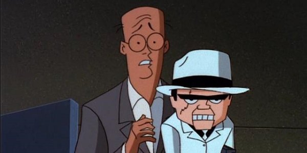 Ventriloquist Scarface Batman: The Animated Series