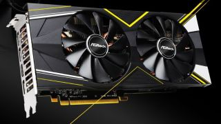 Overclocked AMD Navi graphics cards with dual-fan designs