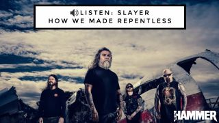 a press shot of slayer