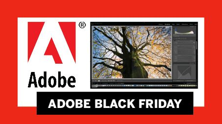 Adobe Black Friday deals for photographers and creatives in 2019