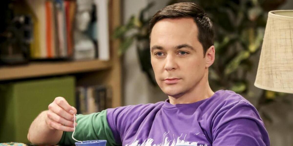 The Big Bang Theory Sheldon Cooper Jim Parsons CBS