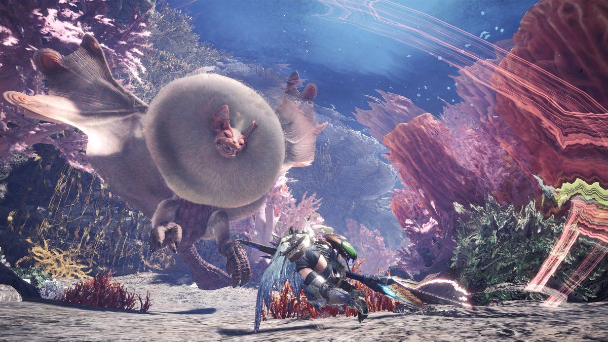 Our Most Loved And Hated Monster Hunter World Monsters Pc Gamer