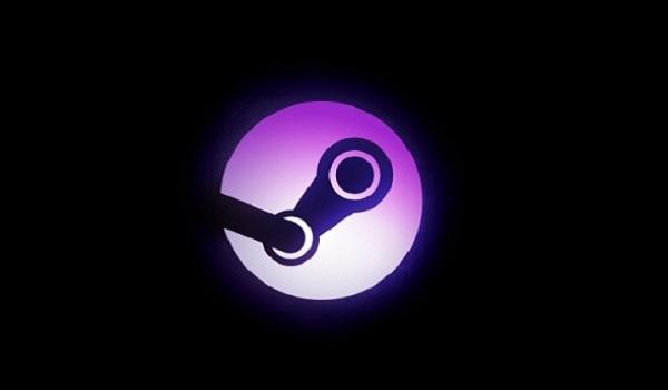 The Steam logo