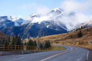Sun Valley in Idaho.