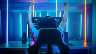 gaming at work