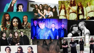 A round up of the best new bands featuring Vodun, White Miles, Tiny Giant and more