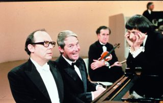 With re-runs of old Morecambe and Wise festive specials still often some of the best stuff on TV over Christmas, this is a timely, affectionate tribute to Eric and Ern, narrated by Liza Tarbuck.