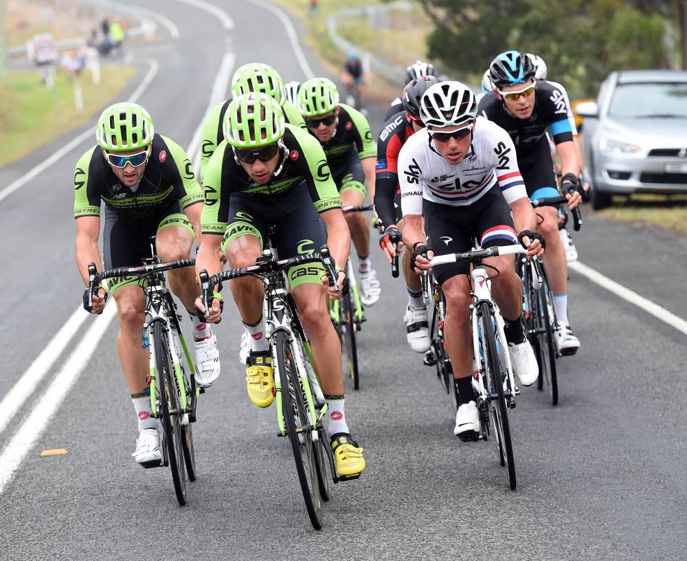 Gianni Meersman Wins Cadel Evans Great Ocean Road Race Cycling