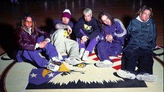 Korn circa 2000