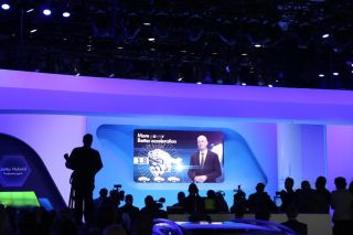 WorldStage for Volkswagen at LA Auto Show