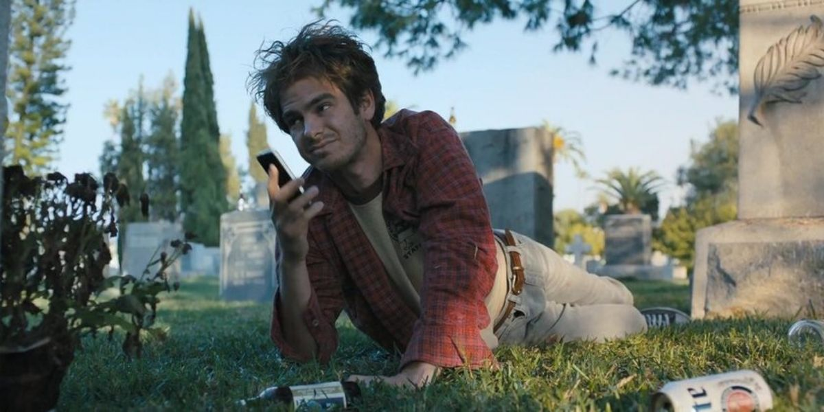 Andrew Garfield in Under The Silver Lake 2018