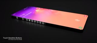 Samsung Galaxy S30 concept