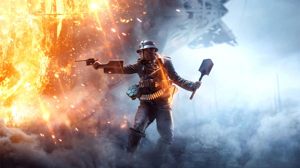 Your first proper look at Battlefield 1 single-player is coming September 27