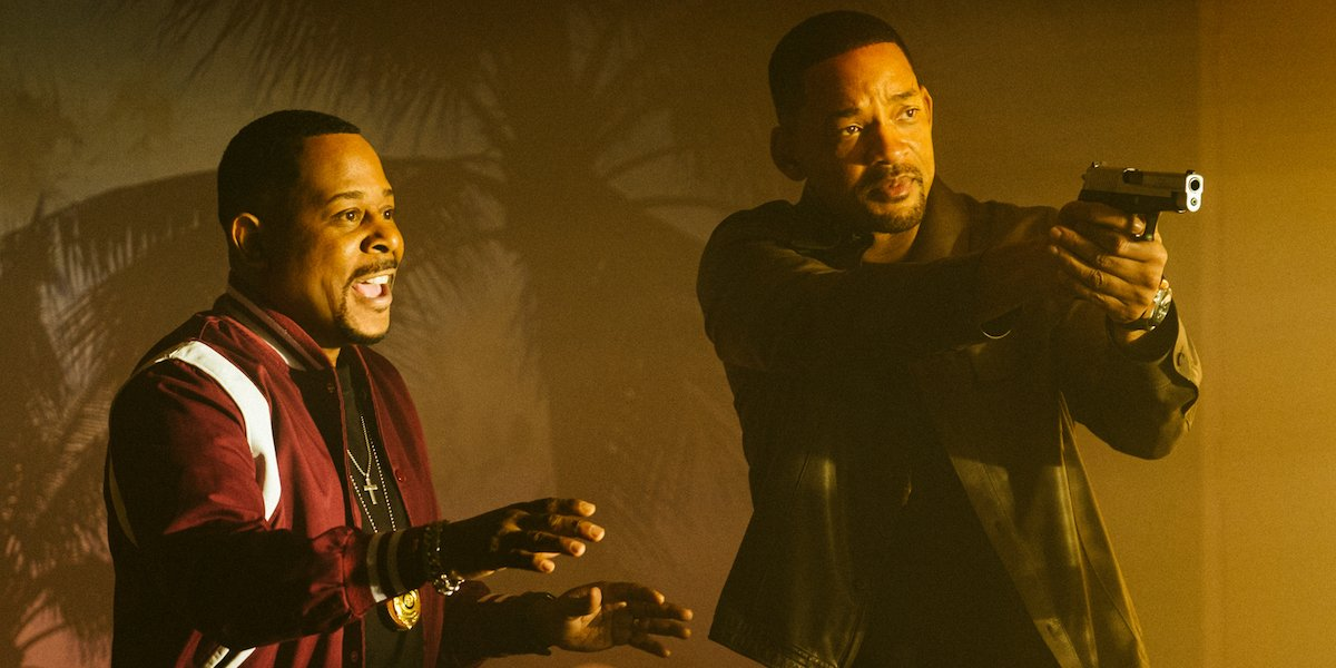 Martin Lawrence, Will Smith - Bad Boys For Life