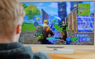 "Kids are having a hard time putting down their game controllers when inside the world of ""Fortnite."""
