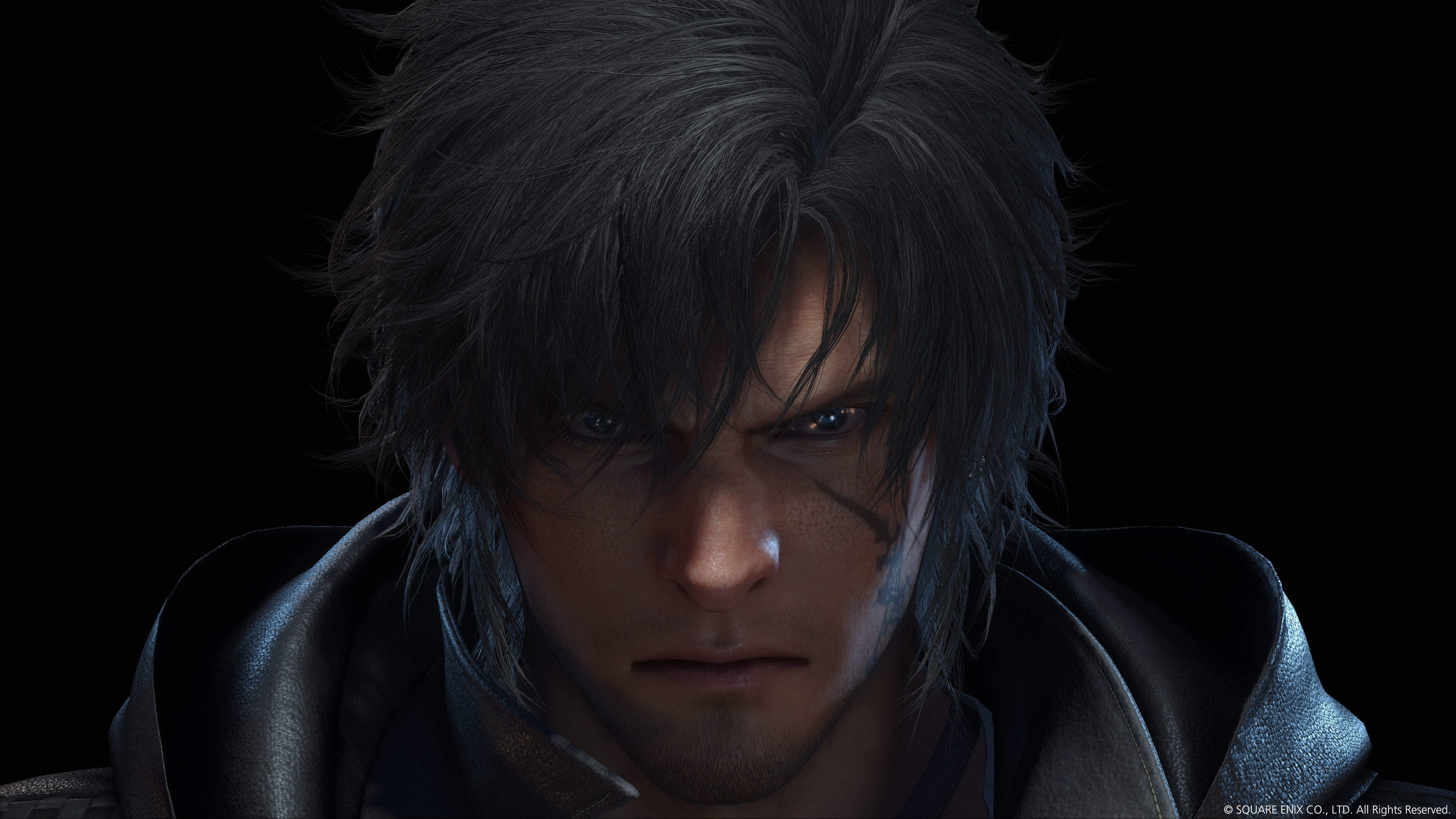 Final Fantasy 16 trailer screenshot Clive