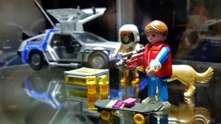 Playmobil Is Going Back to the Future in 2020!