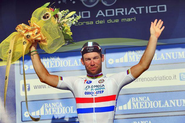 Mark Cavendish wins Stage 6 of the 2014 Tirreno Adriatico