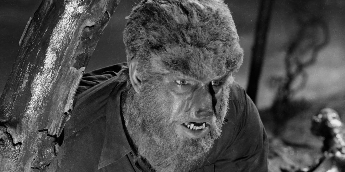 Lon Chaney Jr. in The Wolf Man