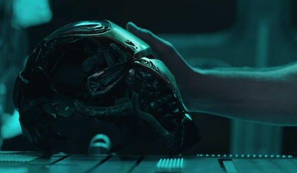 Tony Helmet Avengers: Endgame Marvel