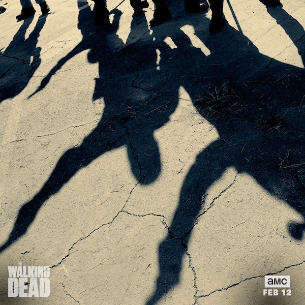 walking dead shadows