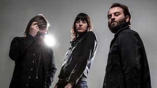 Band of Skulls, whose new album By Default is out now