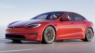 (Tesla Model S Plaid in copertina)