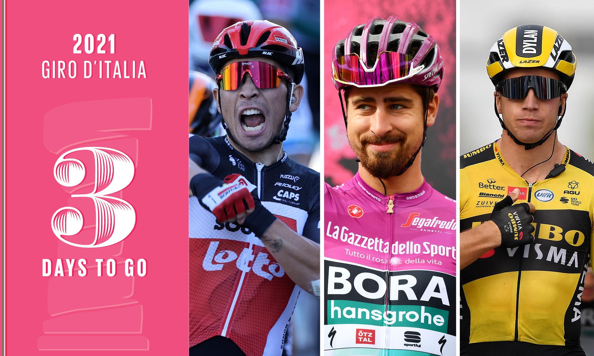 Giro d'Italia sprinters compilation 2021 Caleb Ewan (Lotto Soudal), Peter Sagan (Bora Hansgrohe) and Dylan Groenewegen (Jumbo Visma)
