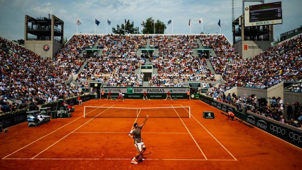 french open at roland garros