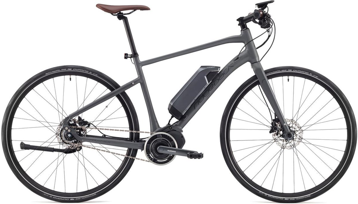 6f2e19c163f The e-Flight comes with a Shimano Steps motor system, Shimano 8-speed  mechanicals and Shimano hydraulic disc brakes. There are all the mounts  you'll need ...