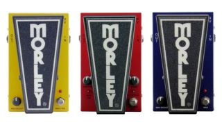 Morley 20/20 wah pedals