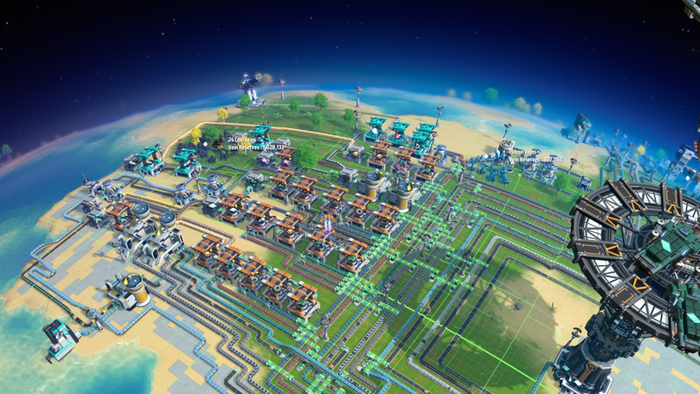 Everything you need to know about Logistics Stations in Dyson Sphere Program