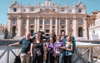 Pilgrimage: The Road to Rome