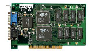 CG innovations: graphics card