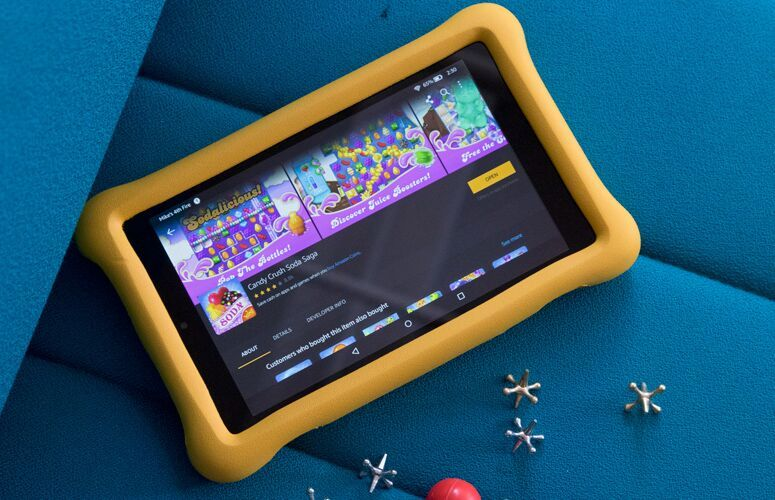 Better than Amazon: Fire HD 8 $30 Off at Best Buy