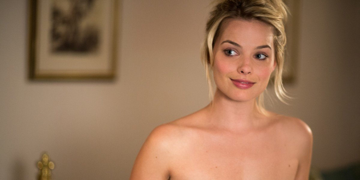 Margot Robbie About Time