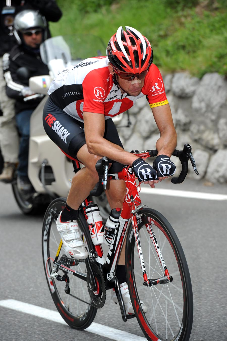 Jason McCartney solo, Criterium du Dauphine 2011, stage five