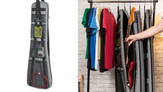 Gator guitar closet hanger