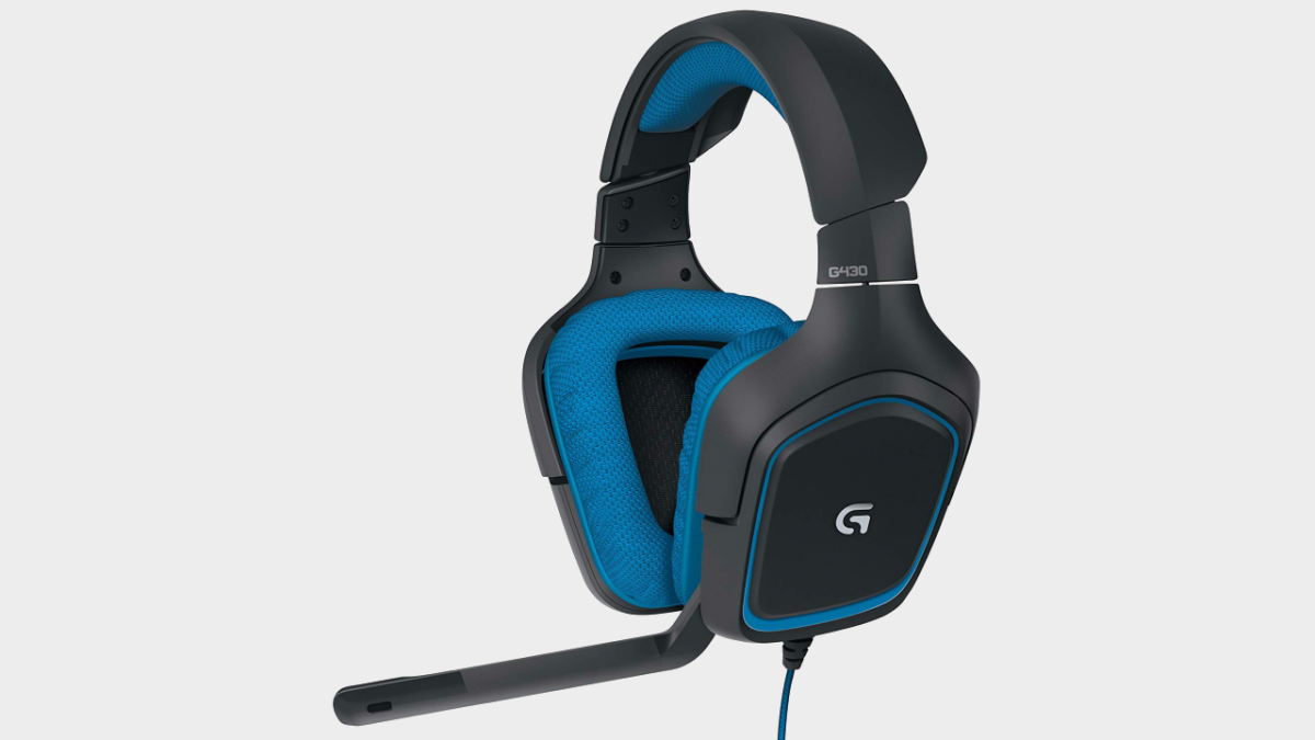 Pick up a Logitech G430 gaming headset for just £23 this Amazon Prime Day and save 67%