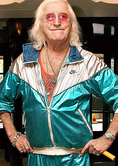 TV veteran Sir Jimmy Savile dies aged 84