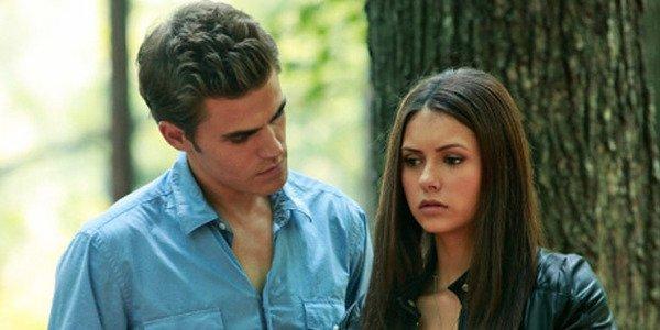 Paul nina wesley and dobrev Vampire Diaries'